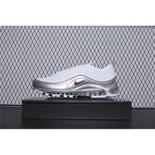 1be912be13 AT5458-100 olahraga sepatu nike Air Max 97 OG 97 3M Reflective pria wanita  sepatu