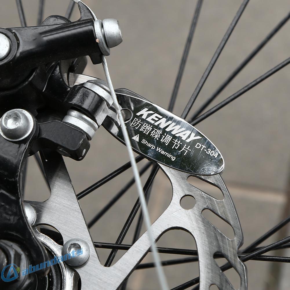 Tool  Antifriction Rotor Alignment  Brake Pads Spacer Bike Repair Kit MTB Disc