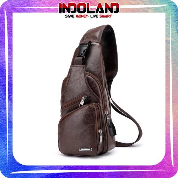 626388abdfc tas kulit kantor - Temukan Harga dan Penawaran Tas Selempang Online Terbaik  - Tas Pria Mei 2019 | Shopee Indonesia