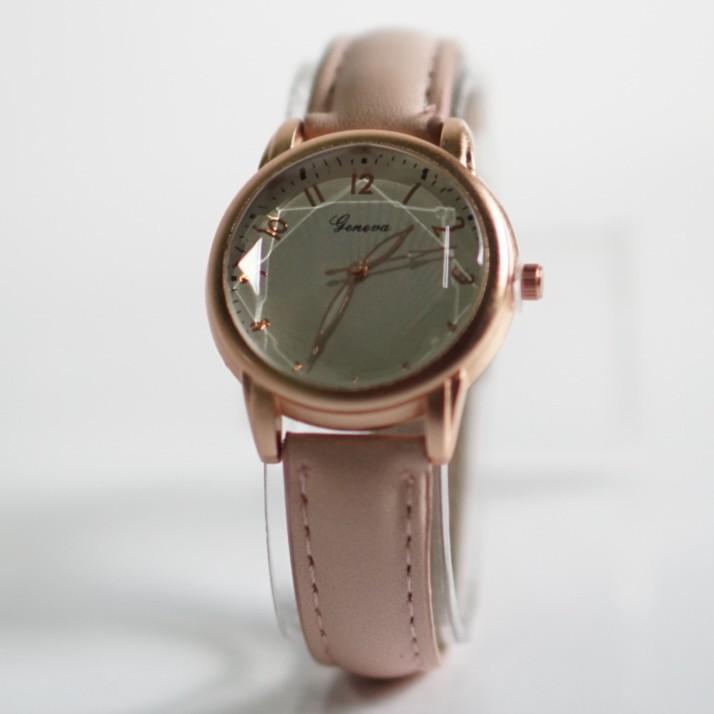 Geneva 638656 Jam Tangan Wanita Crystal Embellished Shiny Stainless Steel - Silver . Source · Dapatkan