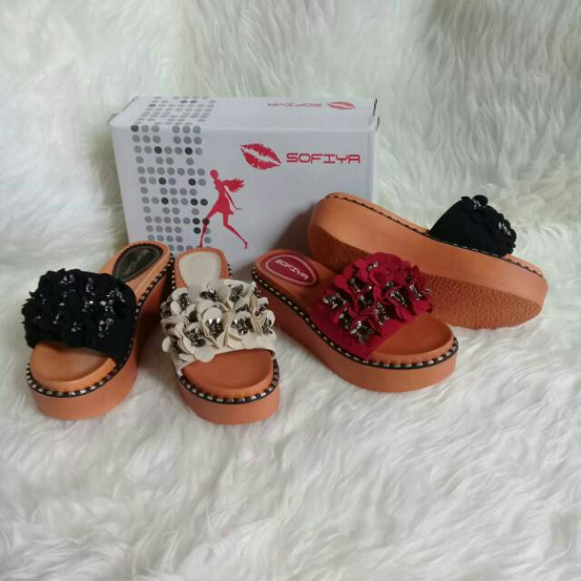 Sandal Sofiya Import Kode 072-3  18afa89eb8