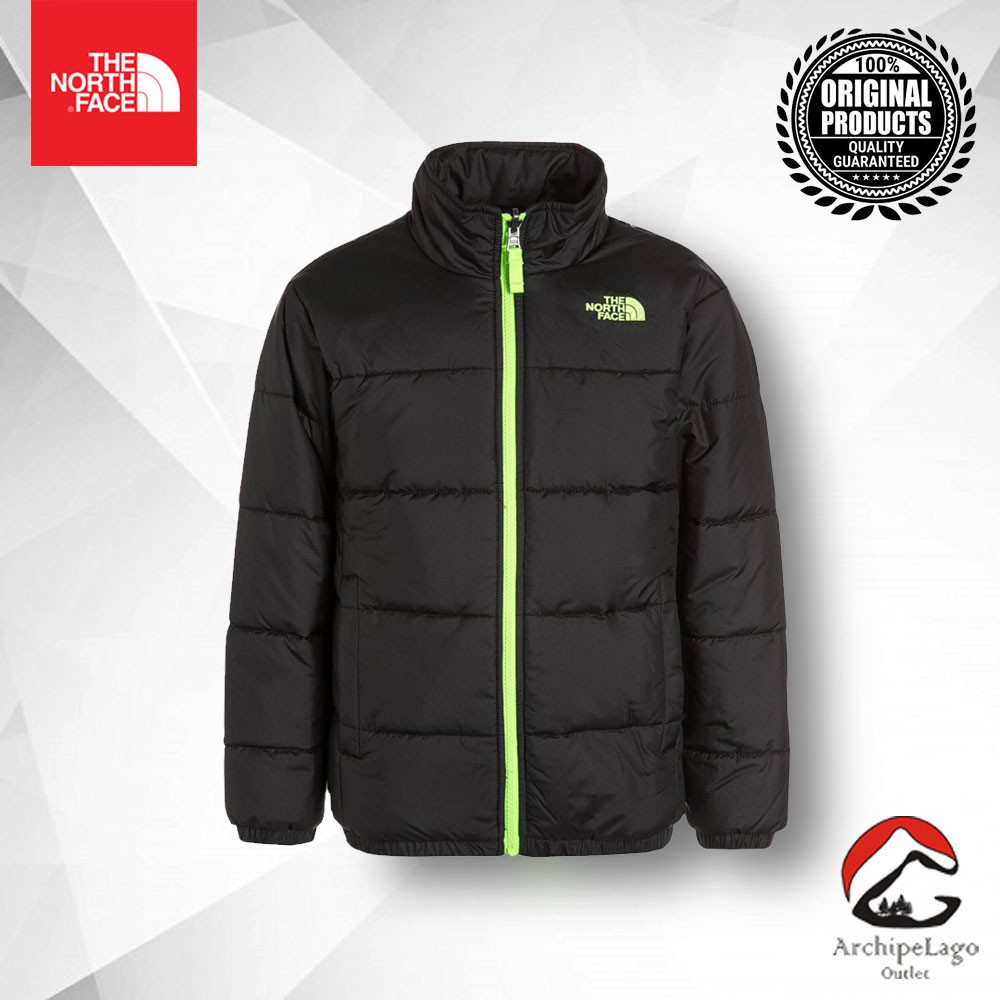 Jaket Anak The North Face Boys Boundary Triclimate Jacket Original Shopee Indonesia