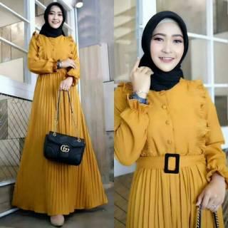 Harga Gamis Remaja Terbaik Atasan Muslim Wanita Fashion Muslim Maret 2021 Shopee Indonesia