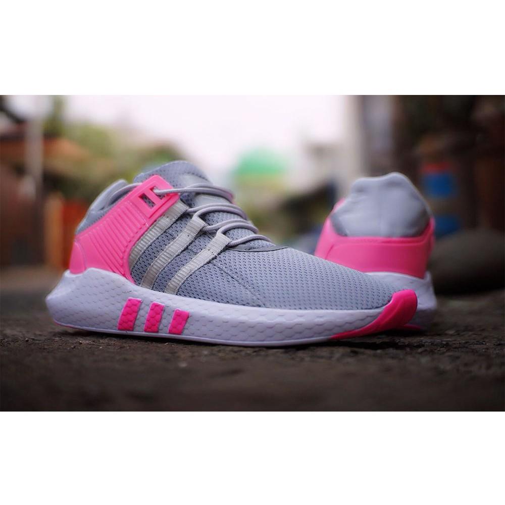 Sepatu Sneakers Adidas Alphabounce Tubular Warna Abu Abu Putih | Shopee Indonesia