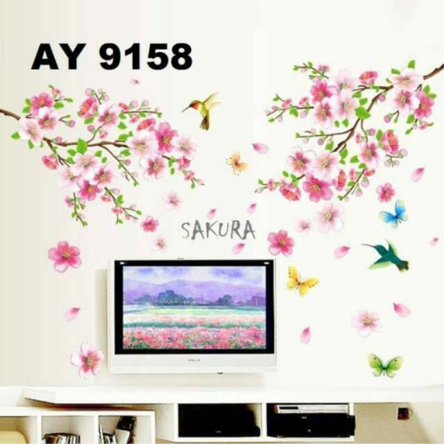 toko online sakura wallsticker | shopee indonesia