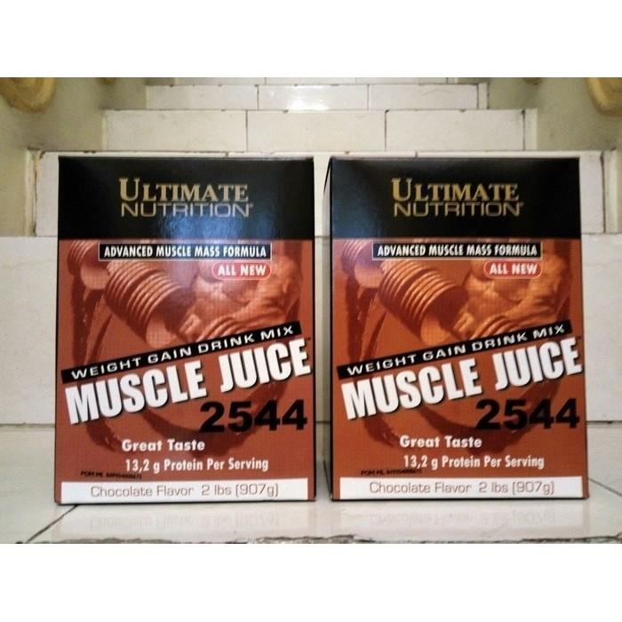 muscle juice 2544 ultimate nutrition UN 4.69lbs musclejuice | Shopee Indonesia