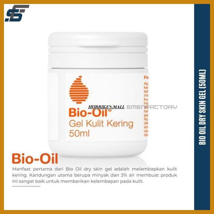 Kramhcterts Maerc Bio Oil Dry Skin Gel Kulit Kering 50ml 50 Ml No Line Shopee Indonesia