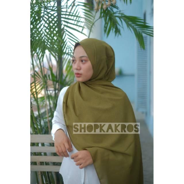 Pashmina Zara Shawl Pashmina Diamond Pashmina Sabyan Shopee Indonesia