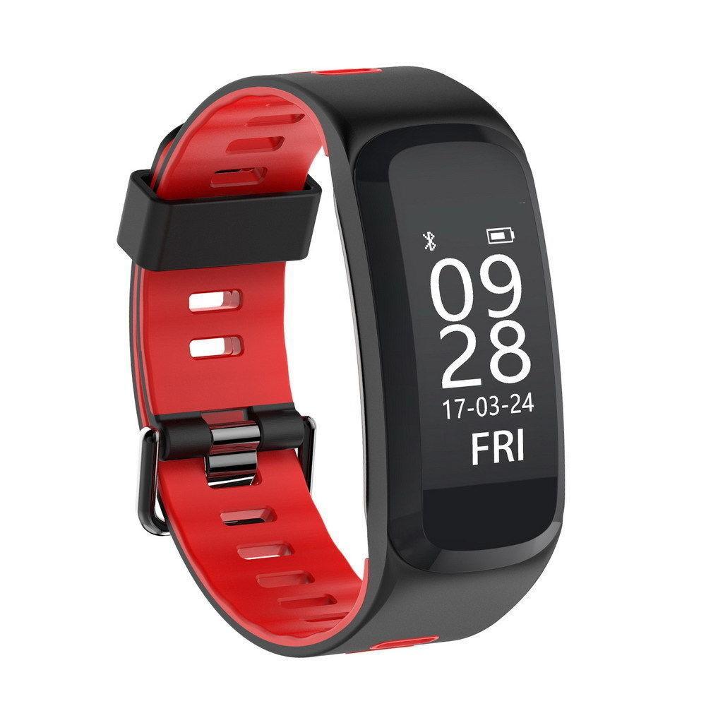 Cognos Dt No1 F4 Smartwatch Smart Band Watch Bracelet Ip68 Onix A1 U10 Full Black Waterproof Blood Pressure Heart Rate Shopee Indonesia