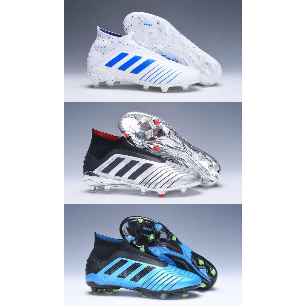 Sepatu Bola Adidas Predator 19 Fg Top Grade Premium Shopee