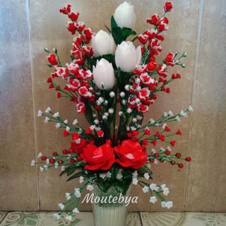 Bunga Akrilik Mewah Bunga Hias Akrilik Bunga Akrilik Bunga Hias Shopee Indonesia