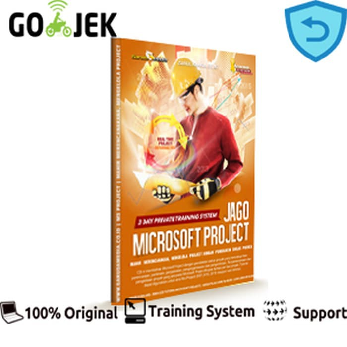 Gm 24 Video Tutorial Jago Microsoft Project Bahasa Indonesia Ori Shopee Indonesia