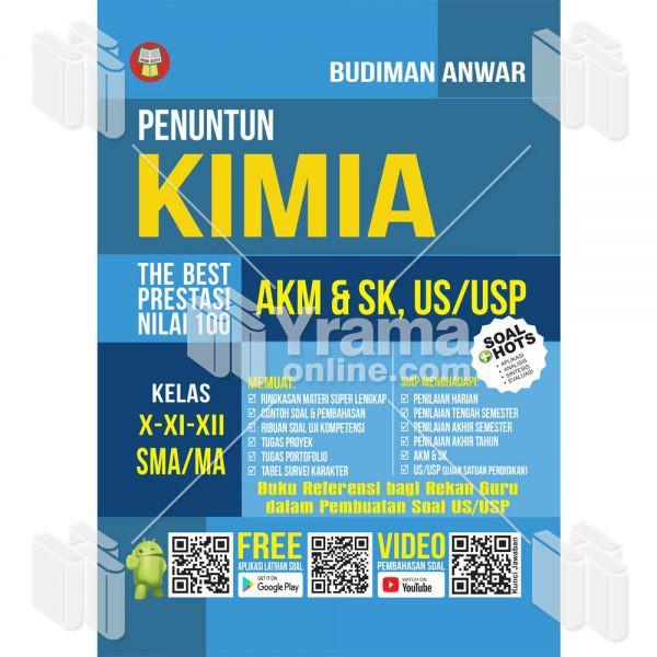 Buku Kimia Akm Sk Us Usp Kelas 10 11 12 Sma Ma Buku Soal Akm Kimia Sma Ma Shopee Indonesia