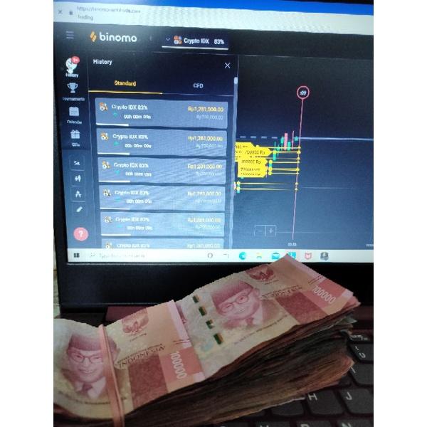 Bot SignalPRO VIP Trading Binomo Olymtrade IQOption dll