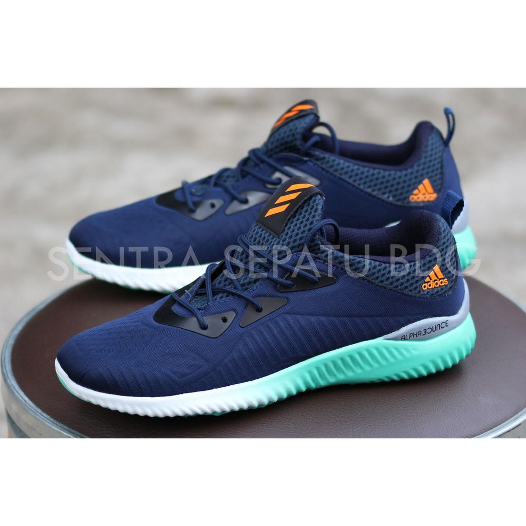 Ardiles Men Bracciano Sepatu Running Biru Navy Shopee Indonesia Anvil Hitam 44