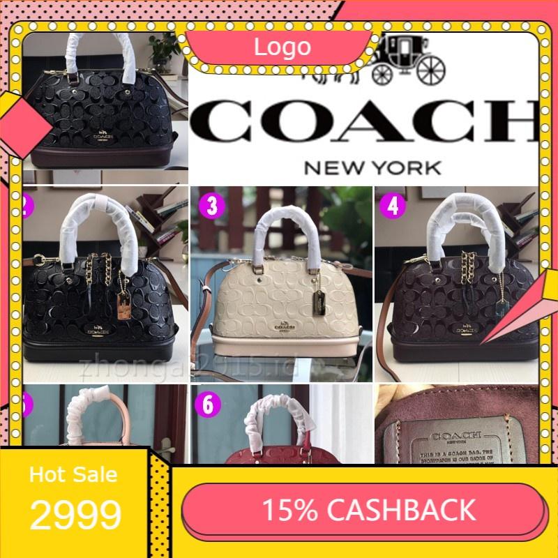 COACH / F55450 / F27597/original / Tas Wanita / Tas Tote / Top Handle / Totebag / swagger / Warna 7