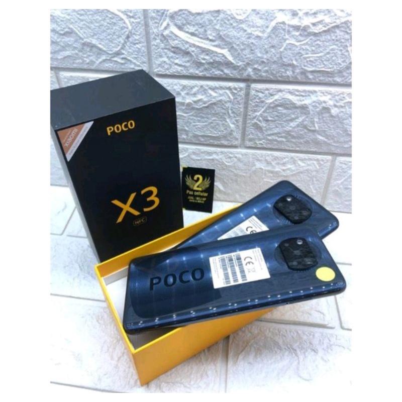 Poco X3 NFC original second