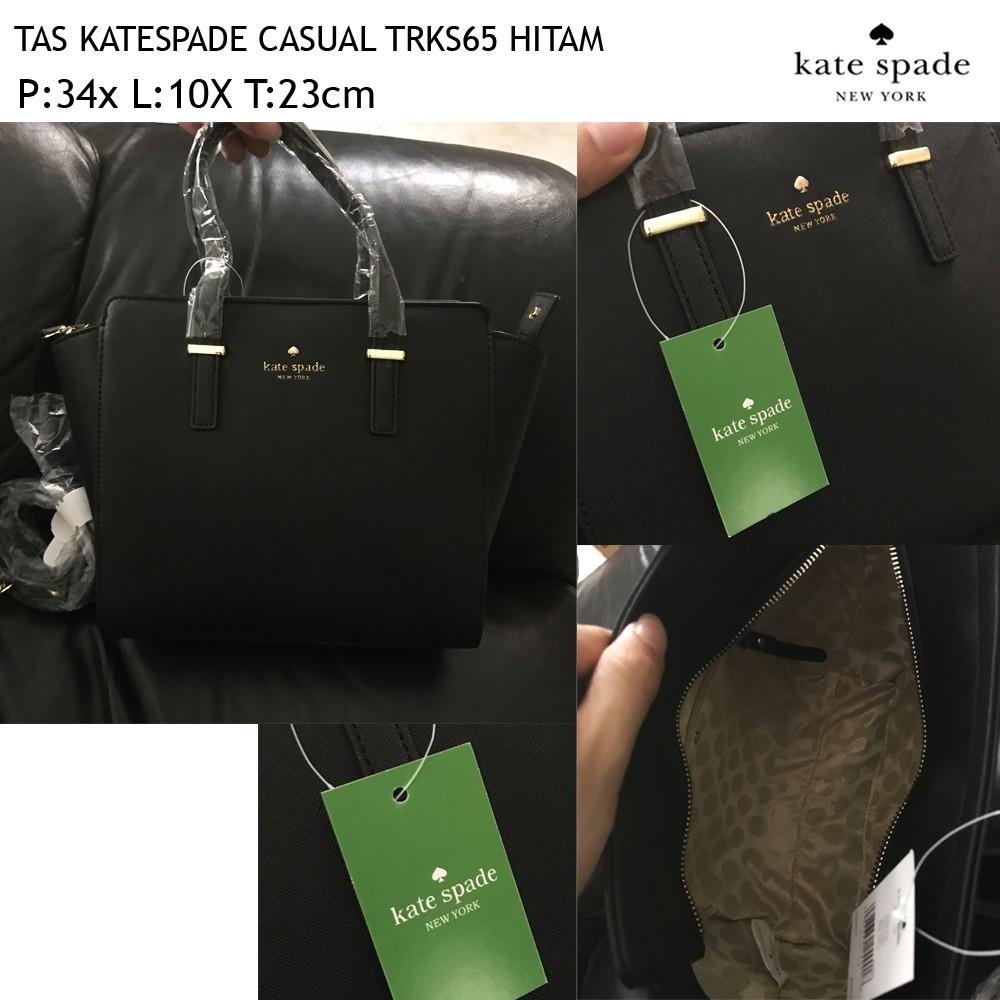 tas katespade casual import branded premium TRKS63 hitam 64e8a504c6
