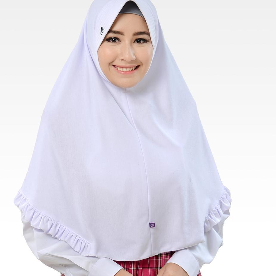 Koleksi Terbaru Rabbani Kerudung Sekolah Instan Alma Shopee Indonesia