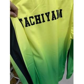 New Anime Haikyuu Cosplay Jacket Haikyuu Black Sportswear ...