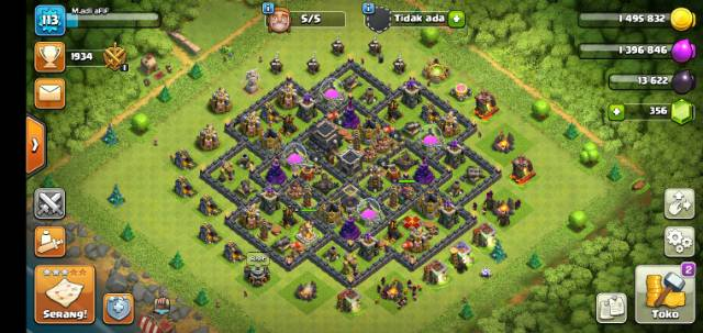 Akun Coc Th 9 Max Shopee Indonesia