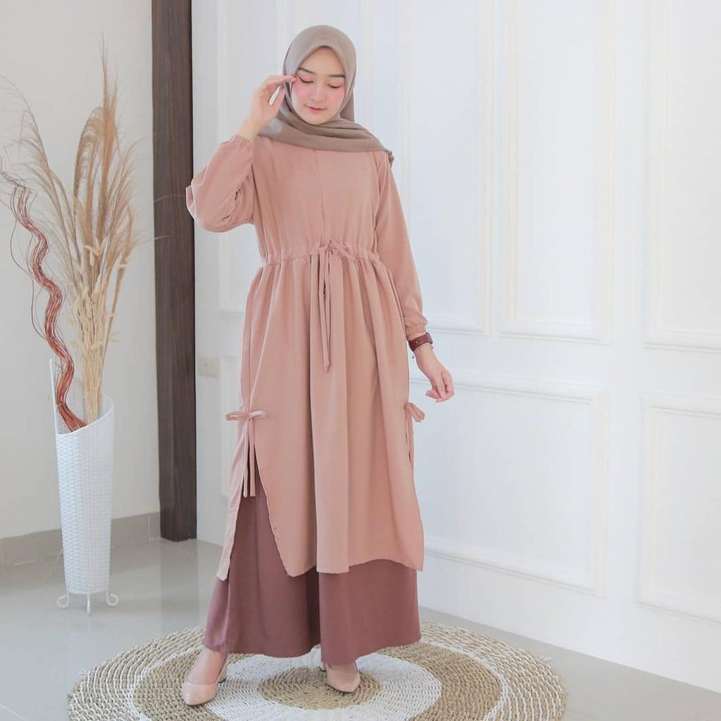 Kalei Baju Gamis Remaja Terbaru Santi Susilawati Gamismurah Bajugamis Gamissyari Bajugamiswanita Edk Shopee Indonesia