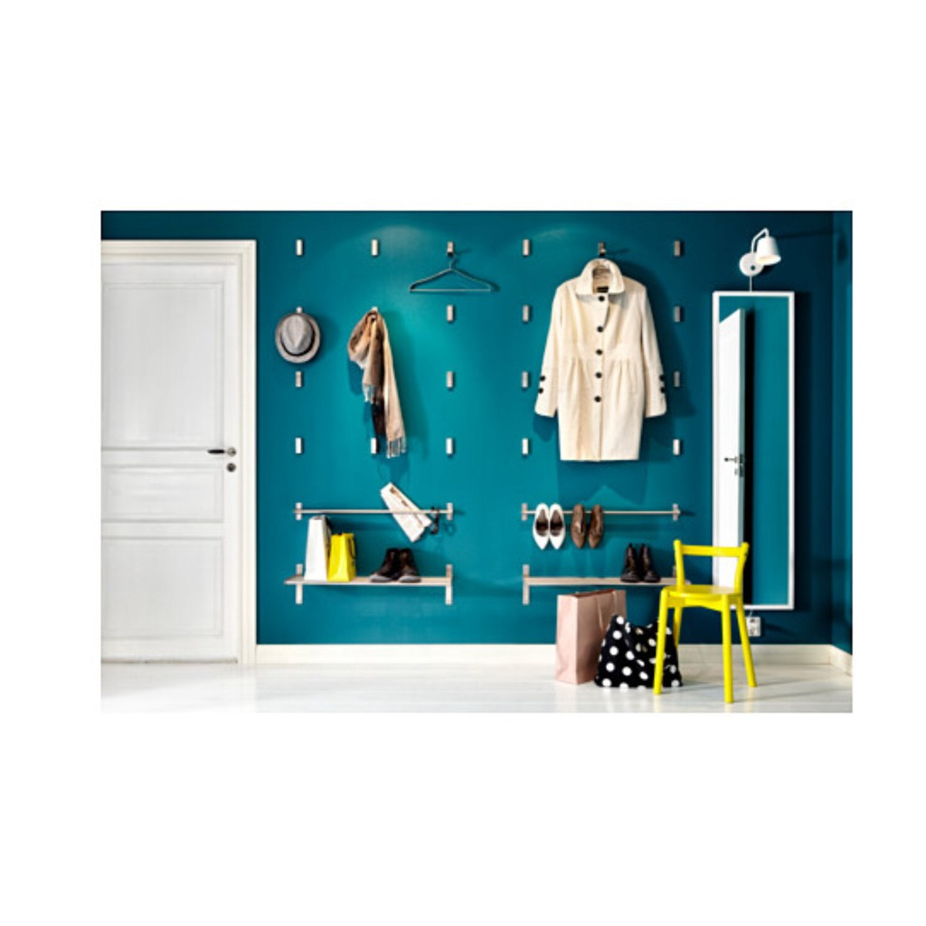 Ikea Kampig Pengait Gantungan Kuningan Shopee Indonesia Variera Kotak Serbaguna 34x24 Cm Putih