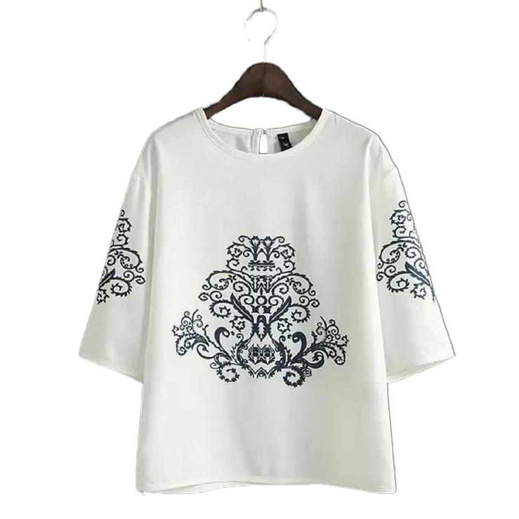 GF - Pompom   atasan wanita   blouse wanita   blouse panjang ... 858aa55ece
