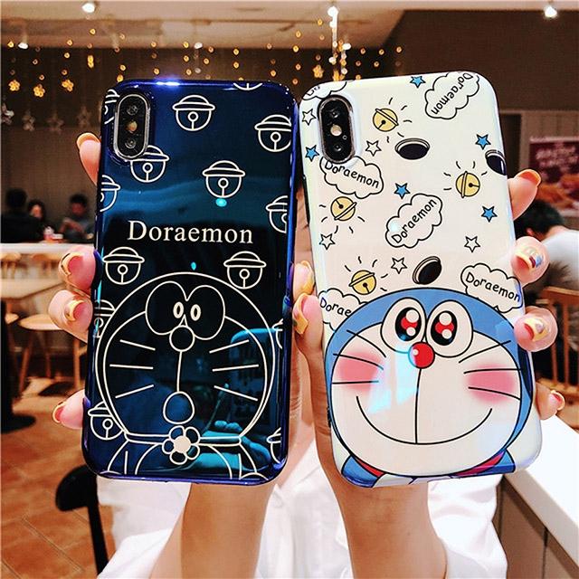 Casing Soft Case Tpu Motif Doraemon Untuk Vivo Y91 Y91c Y93 Y95 Y81 V5s V5 Plus V9 Shopee Indonesia