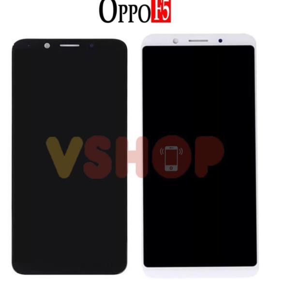 BY LCD TOUCHSCREEN OPPO F5 - F5 YOUTH - F5 PLUS LCD TS FULLSET CKW Ready