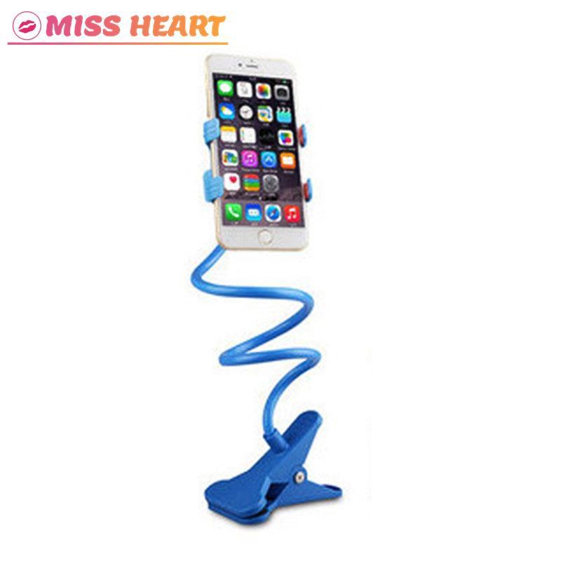 {celequadruple.id}1 Practical Mobile Phone Holder Universal Flexible 360 Degree Rotation |