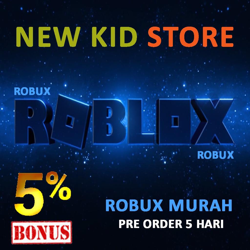 [100-500] ROBUX MURAH | PROMO!! + BONUS