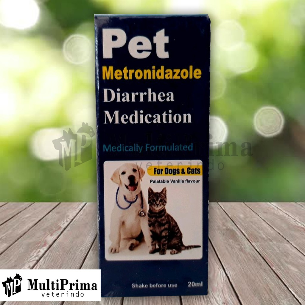 Produk Terbaru Raid All - Pet Metronidazole Diarrhea Medication (Obat Diare/Mencret) | Shopee Indonesia