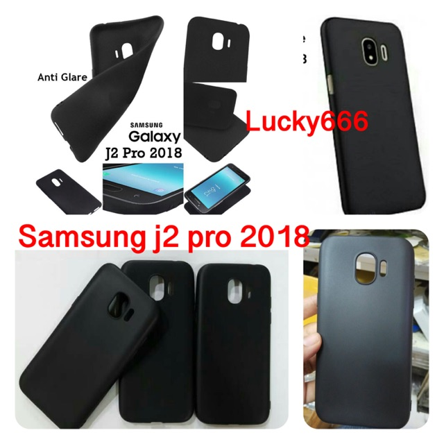 Soft Case Polos Samsung J2 Pro 2018 Silikon Matte Samsung Galaxy J2 Pro 2018 Shopee Indonesia