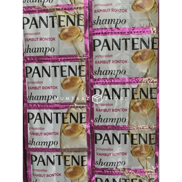 ☘️ MUMTAAZZTORE ☘️ P&G Pantene Shampo Pentin Shampoo RENCENG | 24 SACHET