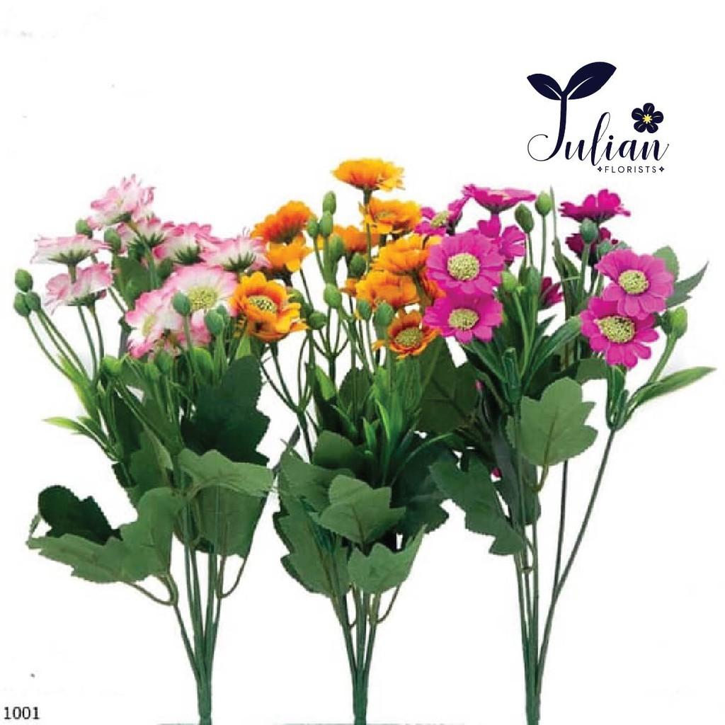 KR03 Buket Bunga Krisan Mini  Bunga Krisan Mini  Bunga Hias  Bunga Meja  Bunga  Plastik  Bunga Palsu  4afd07cdc7