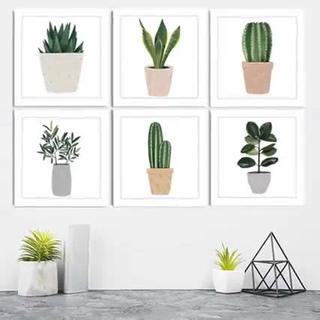 wall decor pajangan hiasan dinding kamar rumah tropical