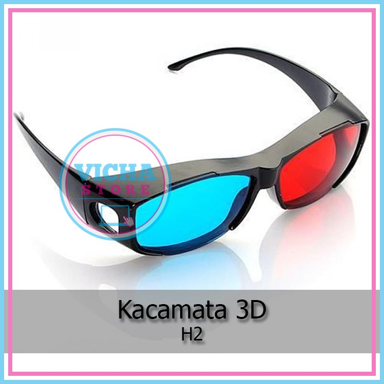 kacamata 3d - Temukan Harga dan Penawaran Online Terbaik - Elektronik  Desember 2018  235ec5becd