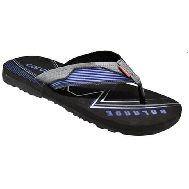 NEW CARVIL CARVIL SANDAL PRIA ASTON BLACK GREY FREE ONGKIR | Shopee Indonesia