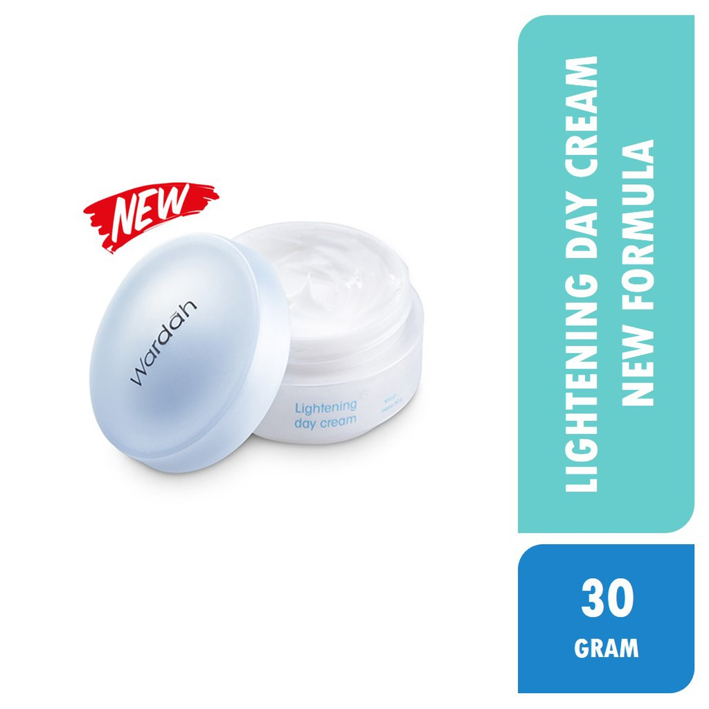 Wardah Lightening Day Cream Shopee Indonesia 30 Gr