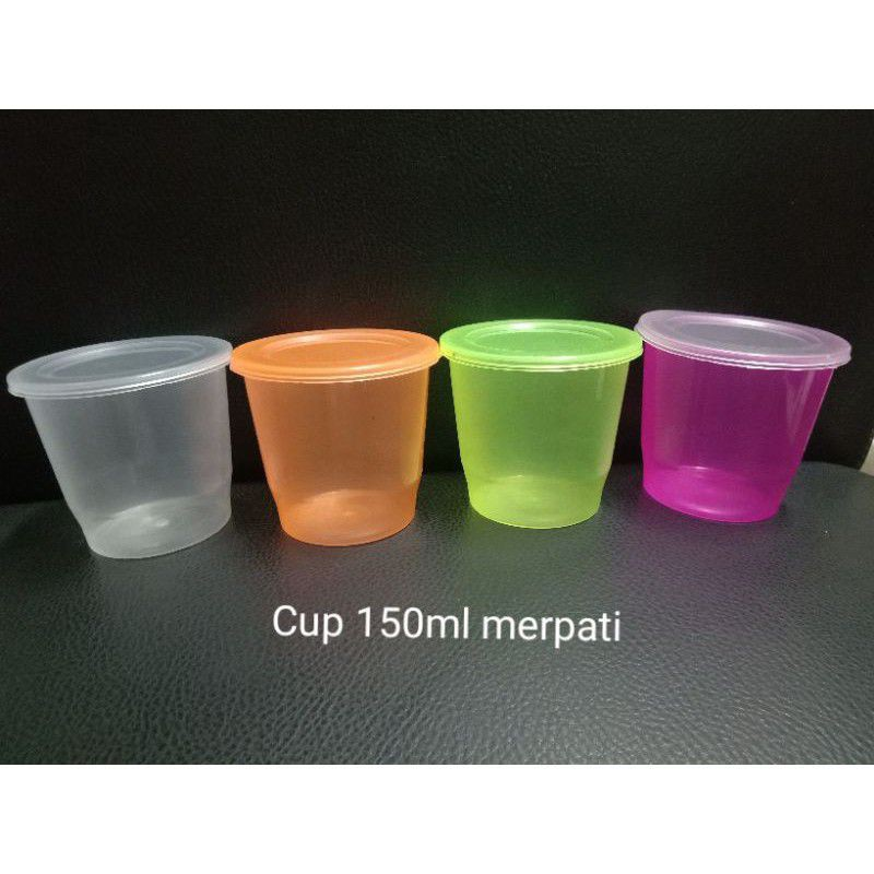 Cup Puding 150ml