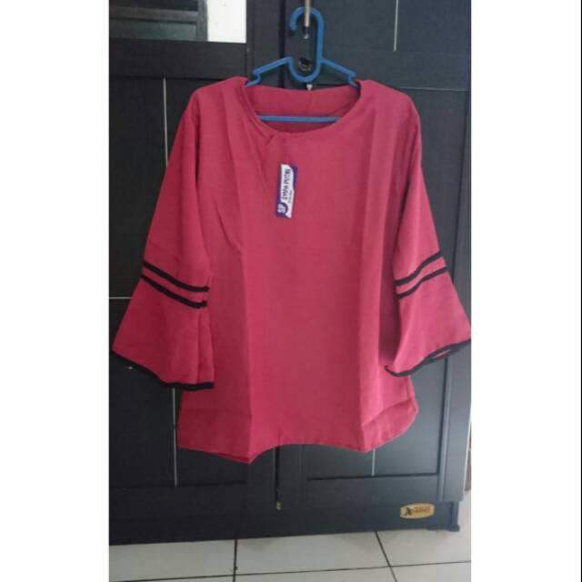 Atasan blouse wanita 35000