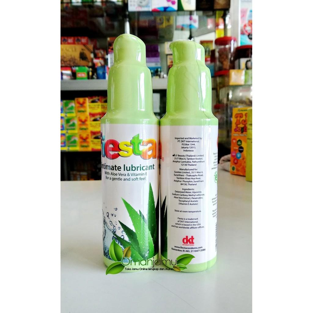 Fiesta Intimate Lubricant With Aloe Vera Vitamin E Shopee Indonesia Durex 50ml Pelicin Pelumas
