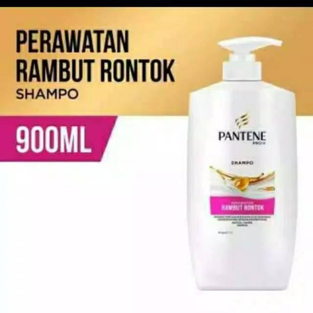 Shampoo Pantene Hair Fall /anti dandruff/ total damage/anti lepek  900ml-2