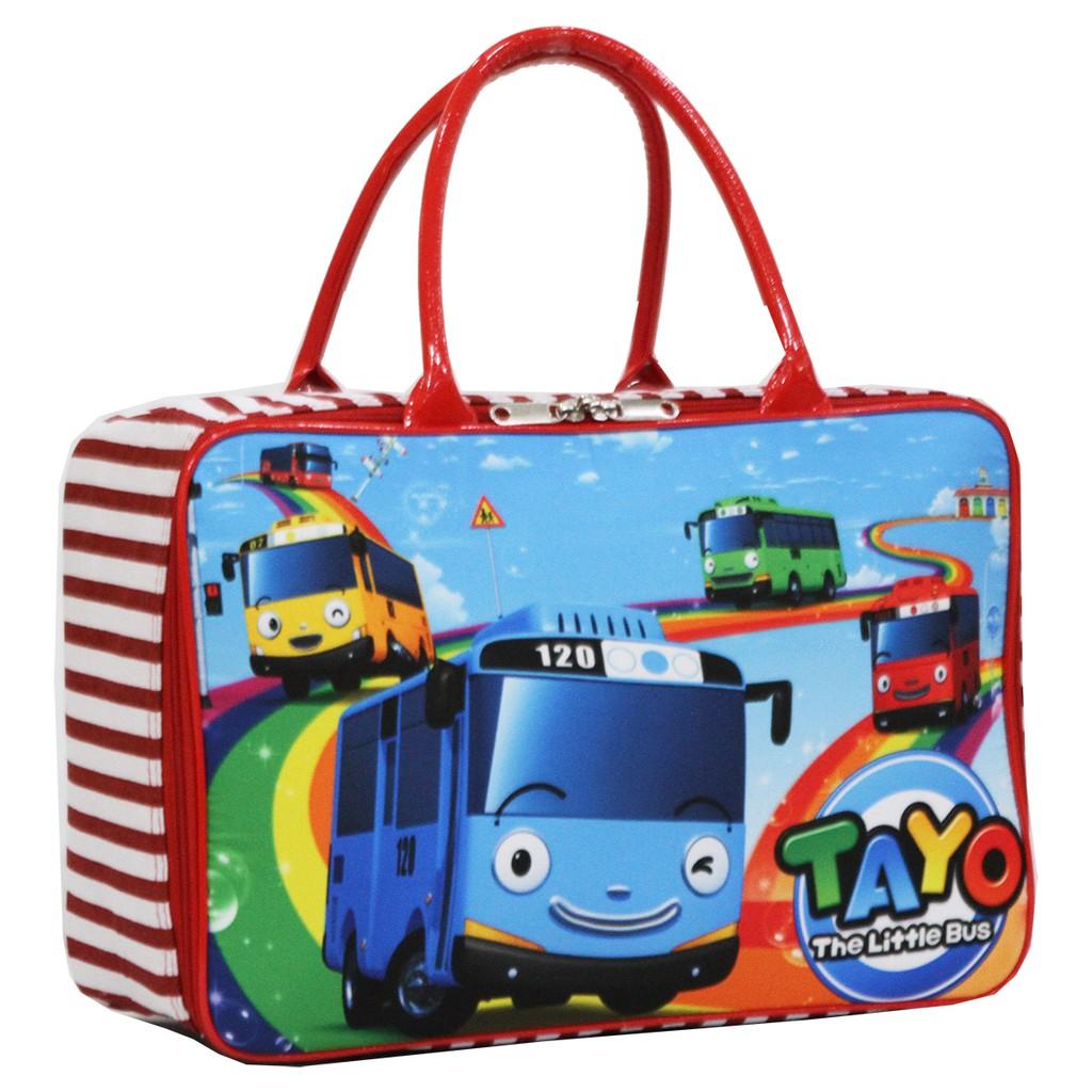 Save 18 Tas Travel Koper Idiskon Luggage Cover Pelindung Ito 22 Harga Termurah Kualitas Terbaik Tayo Bag Anak Bahan K