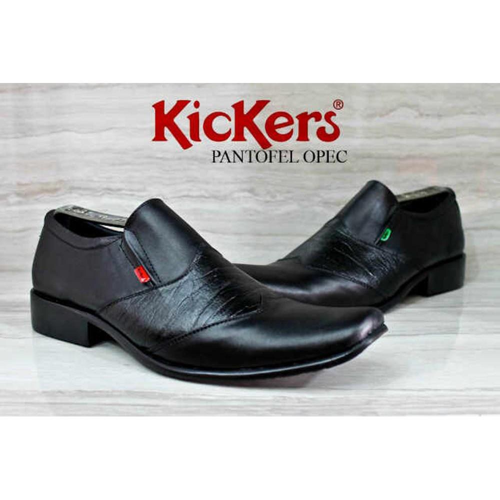 Sepatu Kulit Asli Kickers 72283dbe24