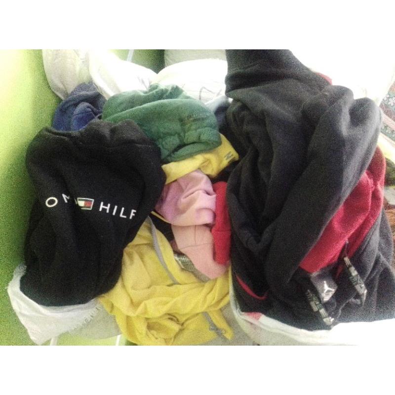 bal segel hoodie korea paket usaha