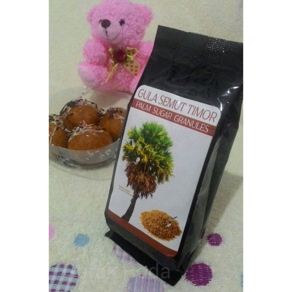Gula semut aren organik - palm sugar 500gr ...