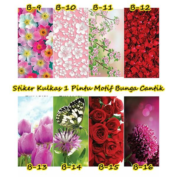 Wall Stiker Bunga Mawar Rose Dinding Lemari Kulkas Pintu Kaca Shabby Chic Rumah Home Decor Sticker | Shopee Indonesia