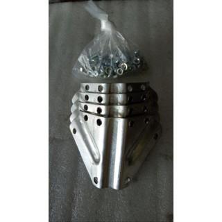 Klem / bracket Antena Telex V2R plat tools n parts ...